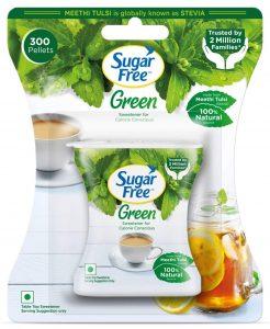 Sugar Free Green Natural Made From Stevia