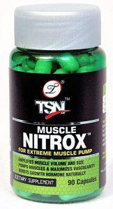 TSN Muscle Nitrox Capsules