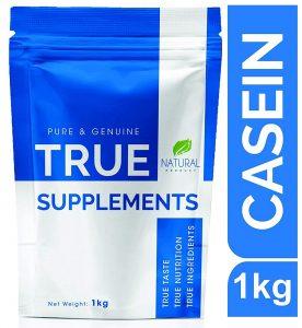 True Supplements Pure Micellar Casein Protein