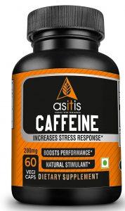 Asitis Nutrition Caffeine Capsules