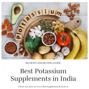 Best Potassium Supplements in India