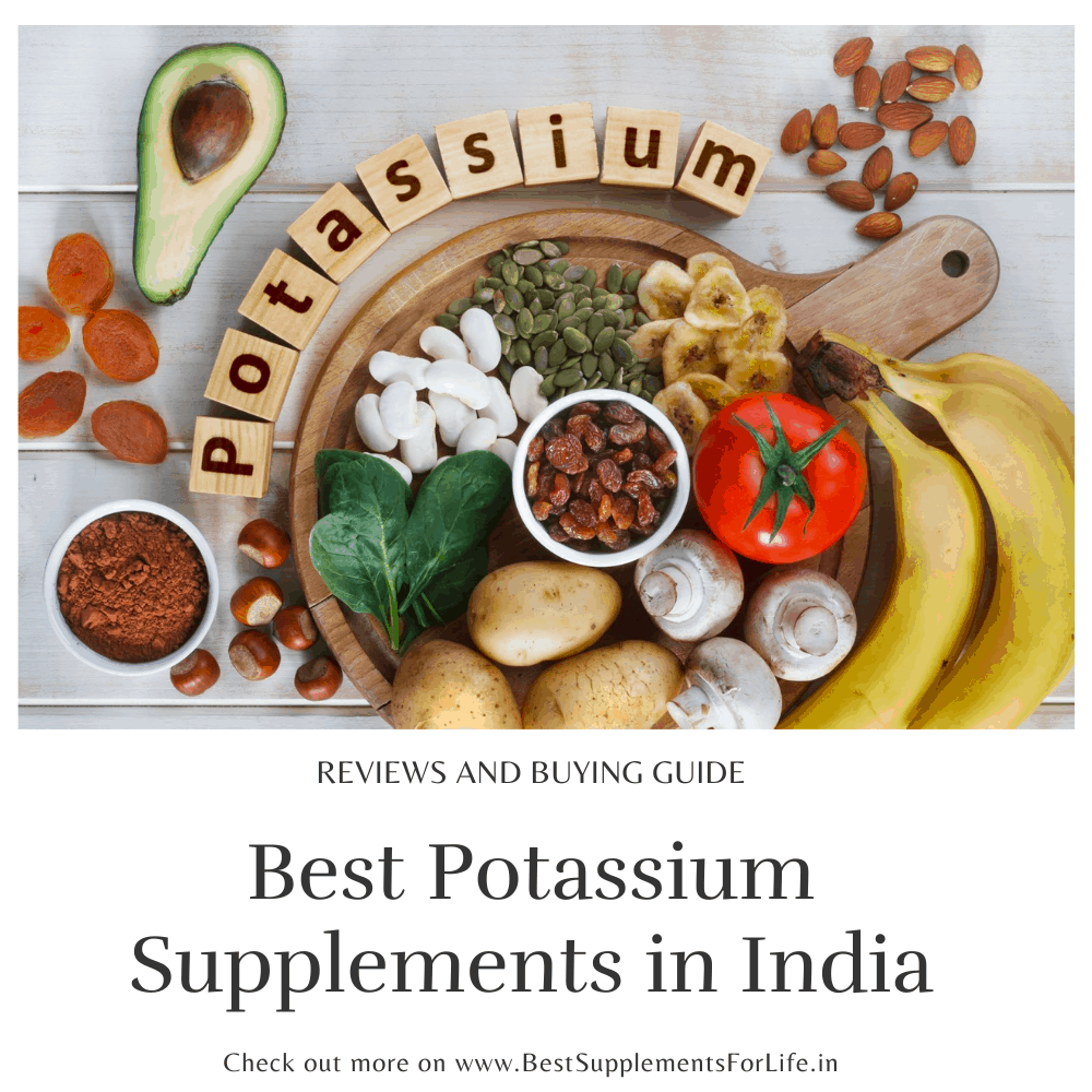 Best Potassium Supplements in India