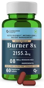 Carbamide Forte Fat Burner for Men & Women -Weight Loss Support