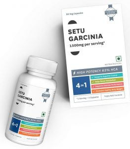 Setu Garcinia - Healthy Weight Loss For Men And Women - Metabolism Boosting - Suppress Appetite