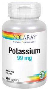 Solaray Potassium Supplement