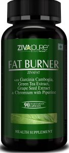 Zivapure Advanced Fat Burner & Natural Weight Loss Supplement