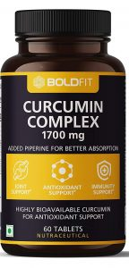 Boldfit Curcumin Complex Supplements