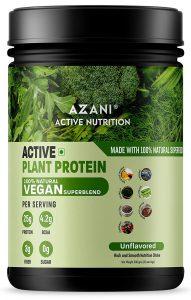 Azani Active Nutrition Vegan Plant Protein Power