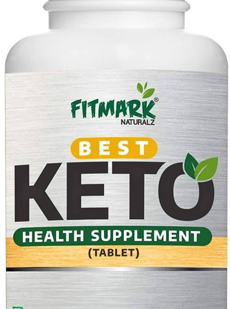 BELLA PIERRE fitmark Keto Natural Weight Loss Capsules and Advanced Fat Burner Supplement