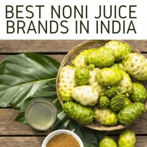 Best Noni juice brand in India