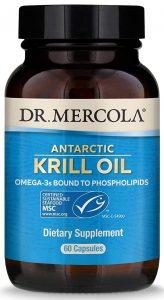 DR MERCOLA Krill Oil Capsules