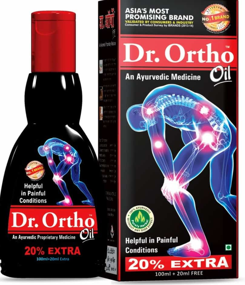 Dr Ortho Pain Relief Oil