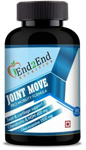 End2End Nutrition Joint Support Supplement with Glucosamine