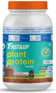 Fast&Up Plant Protein Powder