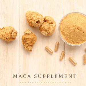 MACA supplement