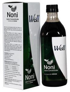 Modicare GREEN ORGANICS Modicare Well Noni Juice with Enriched Kokum Fruit