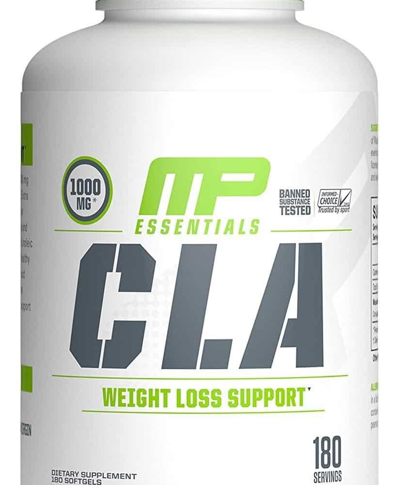 MusclePharm CLA Core - 180 Caps