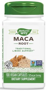 Nature's Way Maca Root, Veg Capsules