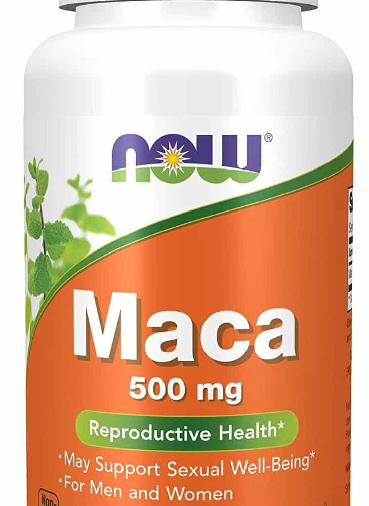 Now Foods Maca Veggie Capsules