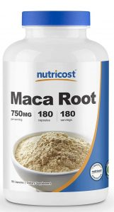 Nutricost Maca Root