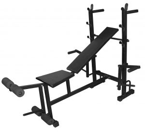 Protoner FLTBNCH Weight Training Fitness Bench