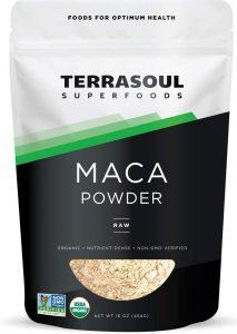 Terrasoul Superfoods Organic Raw Maca Powder