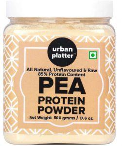 Urban Platter Pure Pea Protein Powder