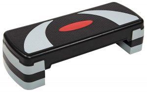 BalanceFrom Adjustable Workout Aerobic Stepper