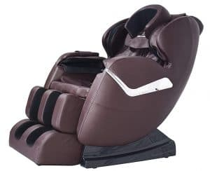 Bodyfriend 4D Modern Leather Multiple Airbags Luxurious Look Massage Chair