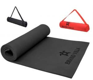 brandvilla Yoga Mat with Carrying Bag