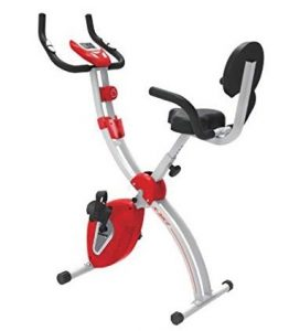 Cardio Max JSB Fitness Bike for Home Gym X-Bike Foldable Exercise Cycle