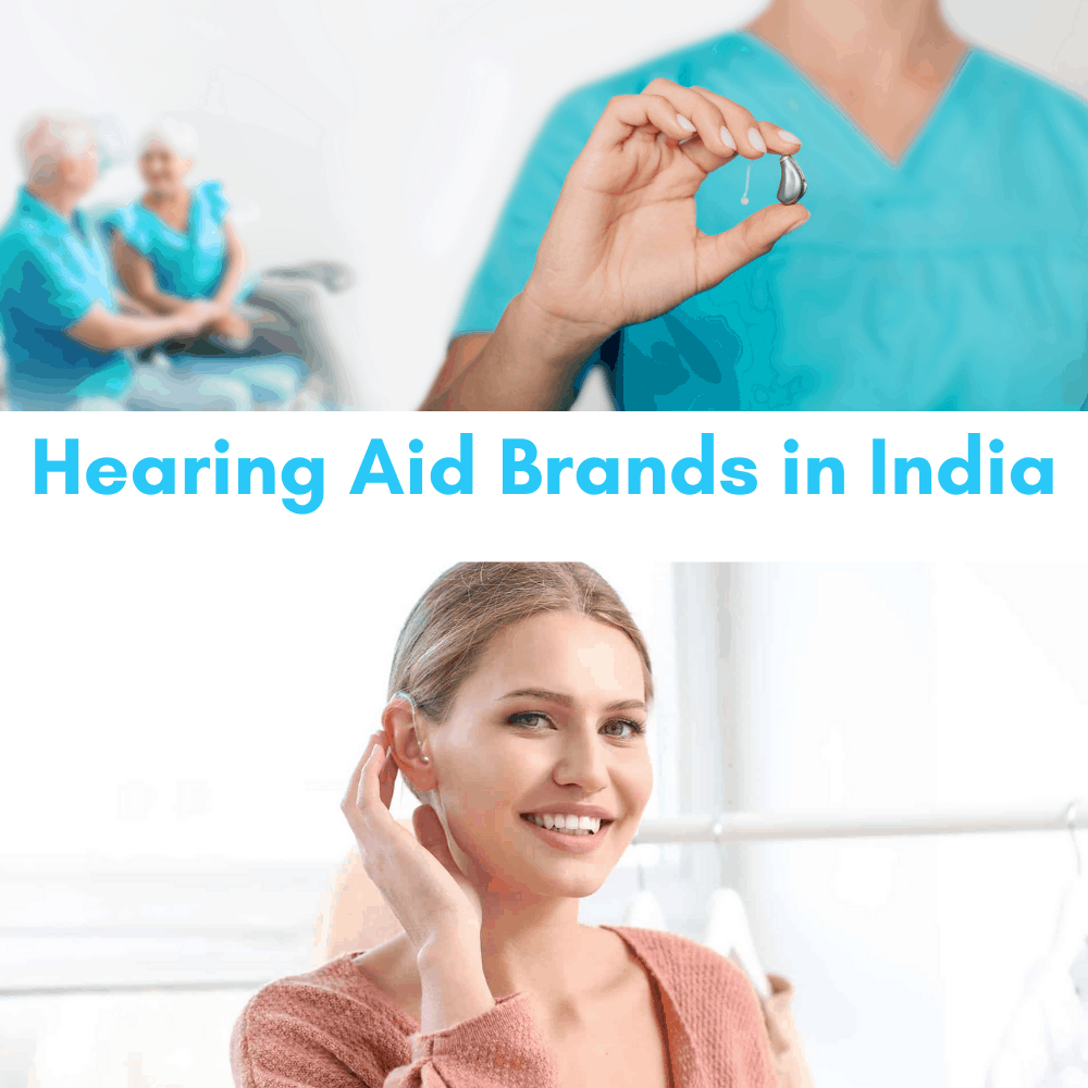 Hearing Aid Brands in India