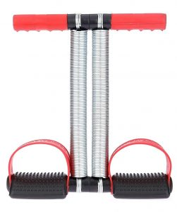 Manogyam DTTRB 01 Steel Double Spring Multipurpose Tummy Trimmer-Ab Exerciser