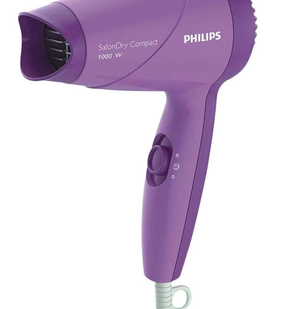 Philips HP8100-46 Hair Dryer (Purple)