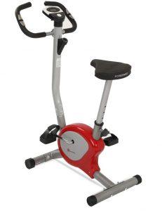 Powermax Fitness BU-200 Upright Bike or Exercise Bike for Home Gym